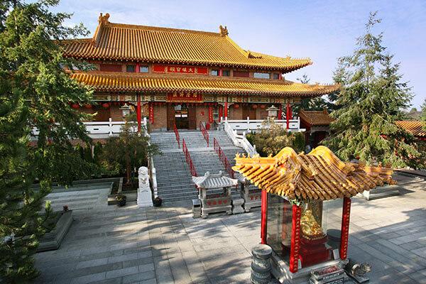 International Buddhist Society Vancouver