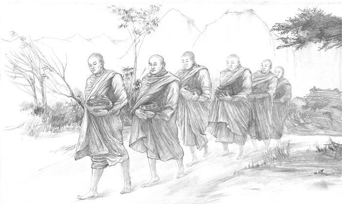 南傳佛教發展