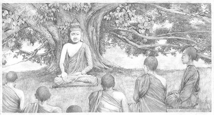 佛陀的一生