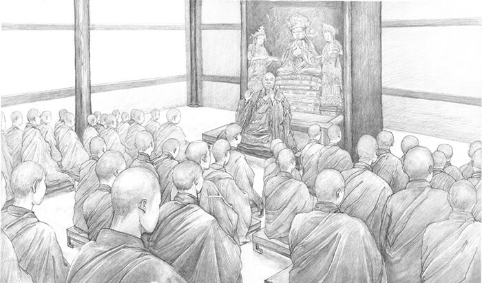 北傳佛教發展